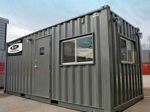 Los Angeles California Mobile Office Trailer And Container Rentals Rent It Today Container Office Container House Containers For Sale
