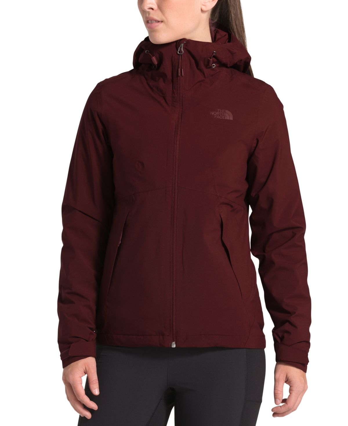 The North Face Women's Carto Triclimate 3 In 1 Hooded Jacket