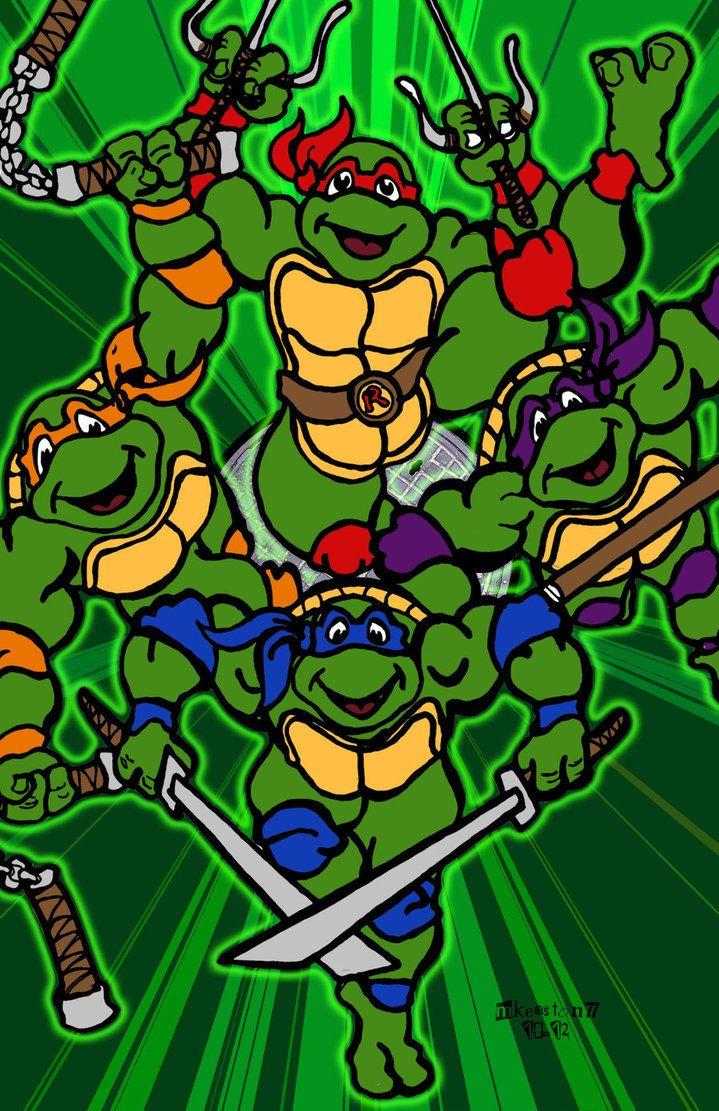 41 Units Of Teenage Mutant Ninja Turtles Wallpaper
