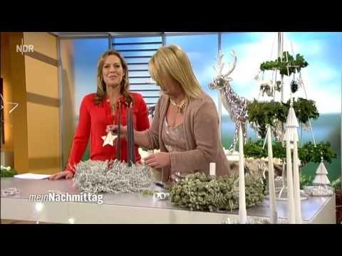 Mein Nachmittag Blumendeko : mein nachmittag die weihnachtstrends 0362098245 youtube weihnachten weihnachten ~ Buech-reservation.com Haus und Dekorationen