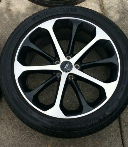 Single Ford Taurus Sho 20 Oem Wheels Rims Tires 2014 2015 Local Pickup Discount Ford Taurus Sho Rims And Tires Wheel Rims