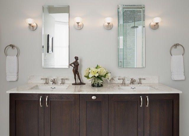 Painting Bathroom Cabinets Espresso