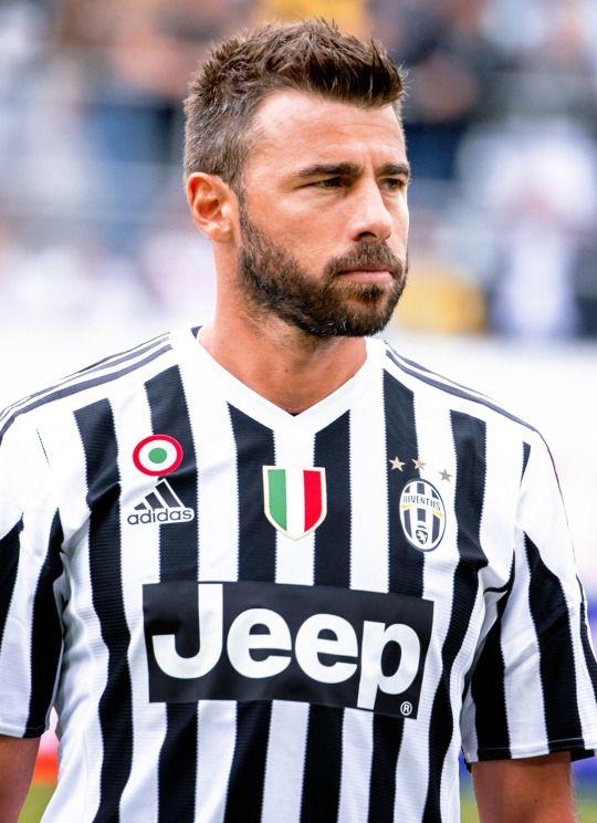 Andrea Barzagli Juventus Third Jersey