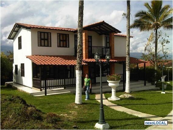 Modelos de casas prefabricadas en colombia buscar con for Modelos de fincas campestres