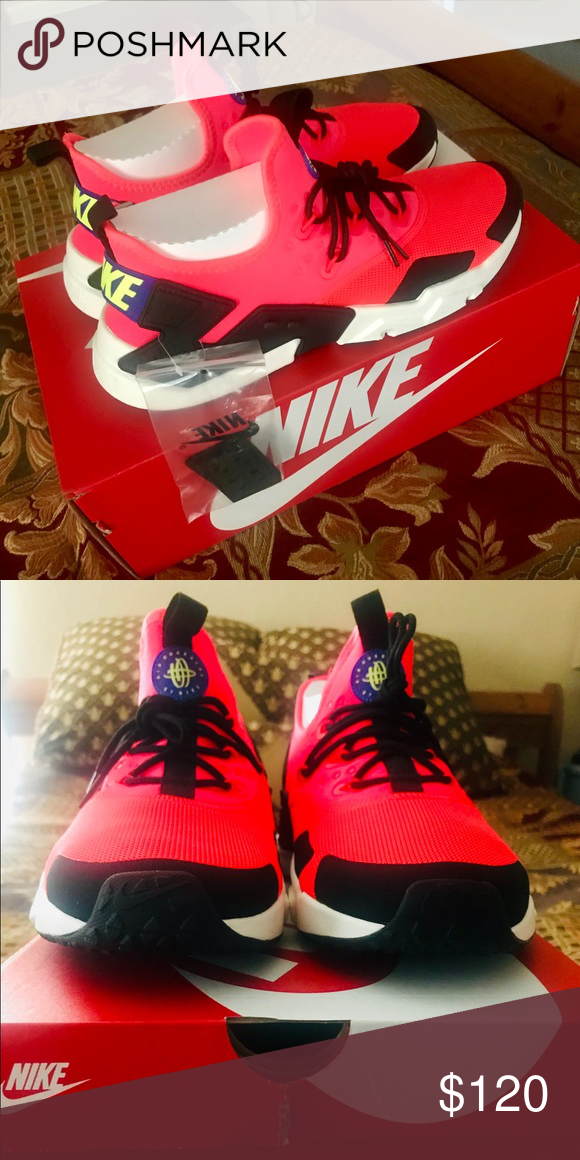 buy online 64af3 9c0a9 With Tags💥 Nike Air Huarache Drift Men s All kinds a tight. NWT outta the  box for pics only Nike Shoes Athletic Shoes