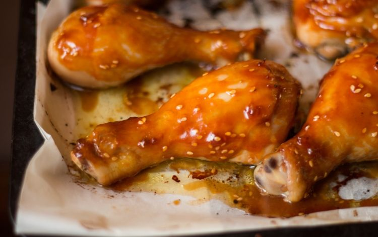 This easy chicken recipe guarantees mouth-watering, fall-off-the bone results.
