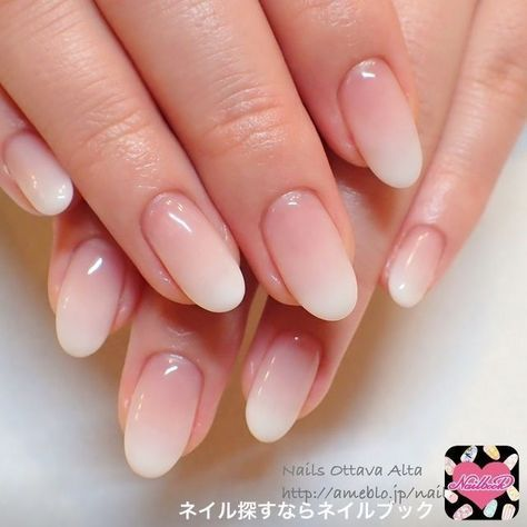 bridal nails french oval 40 ideas for 2019 in 2020