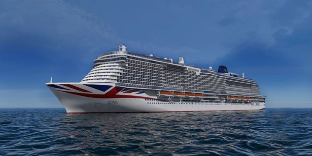 Everything We Know About P O Cruises New Ship Iona Including The Itineraries P O Cruises Scandinavian Cruises Cruise Holidays