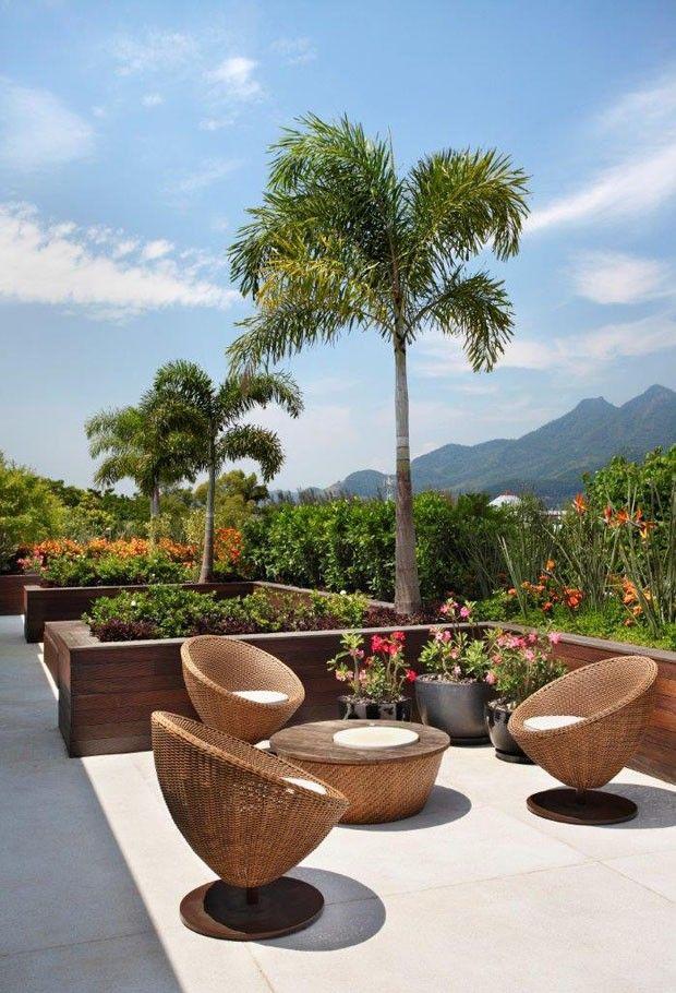 As 10 casas mais bonitas do rio outdoor living outdoor for Patios de casas modernas