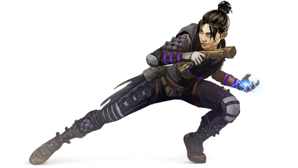 What Apex Legends Character You Play Can Say About You Action Poses Apex Legend Drawing