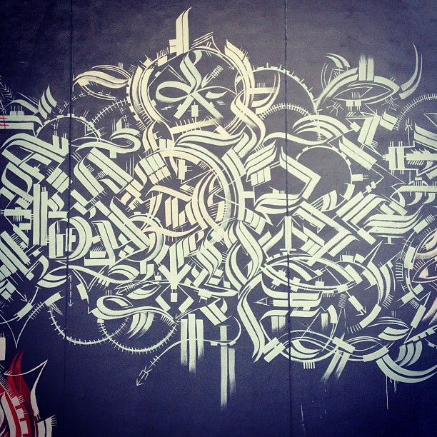 KAB 101 is going hard. Latest work in our home city of Adelaide #kab101 – Photo by vanstheomega