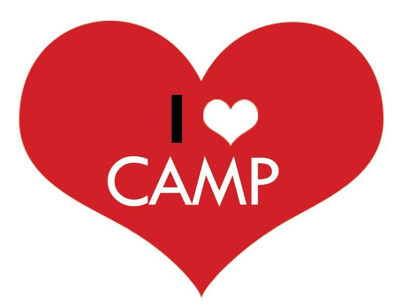 10 Reasons I Heart Camp