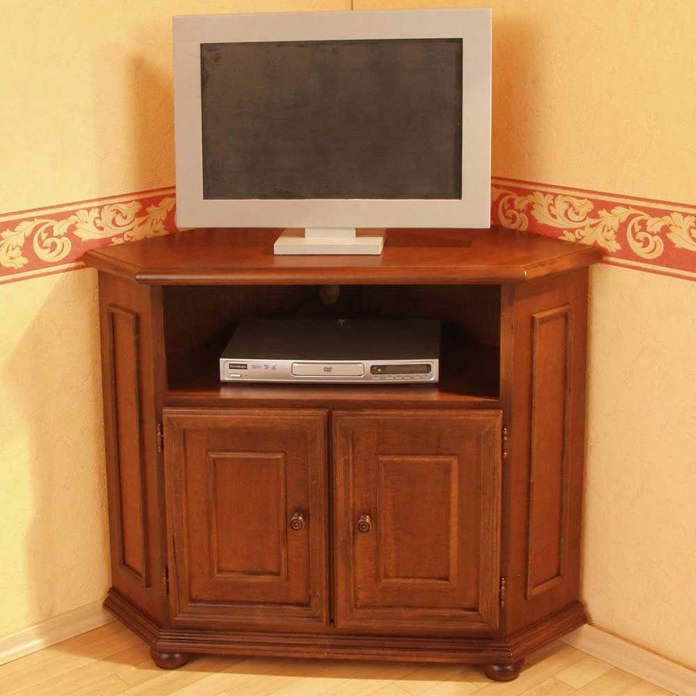 tv schrank aus nussbaum ecke jetzt bestellen unter. Black Bedroom Furniture Sets. Home Design Ideas