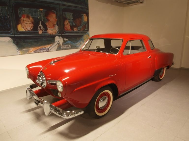 1950 Studebaker President Starlight Coupe Is Among The Most