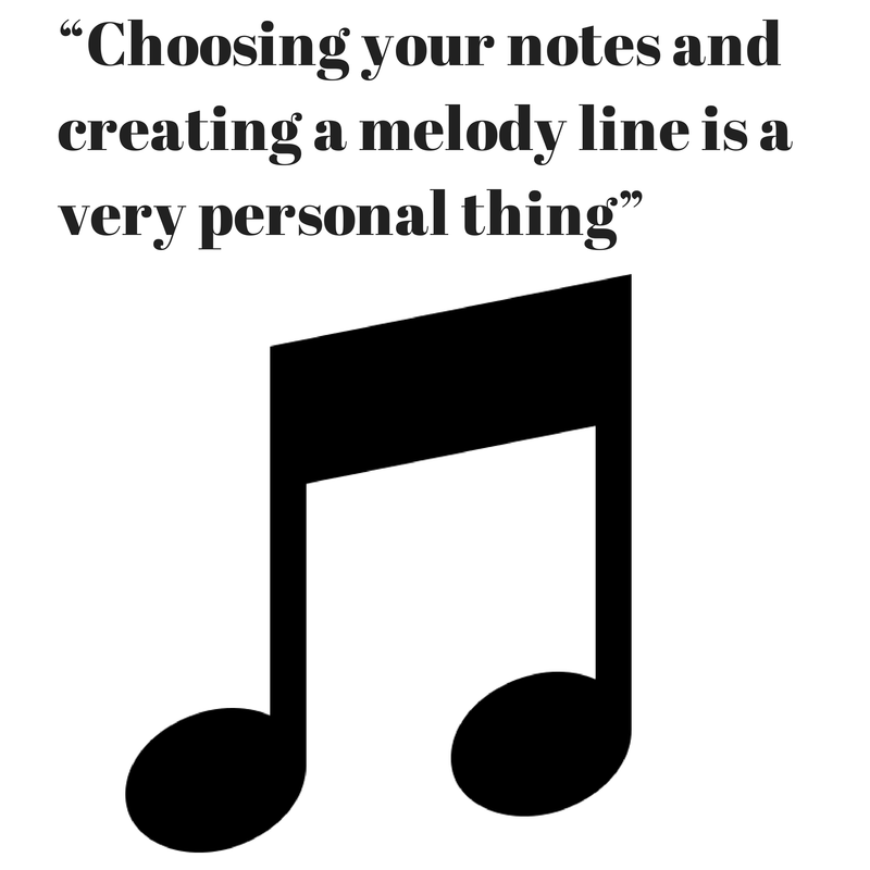 songwriting how to make a melody