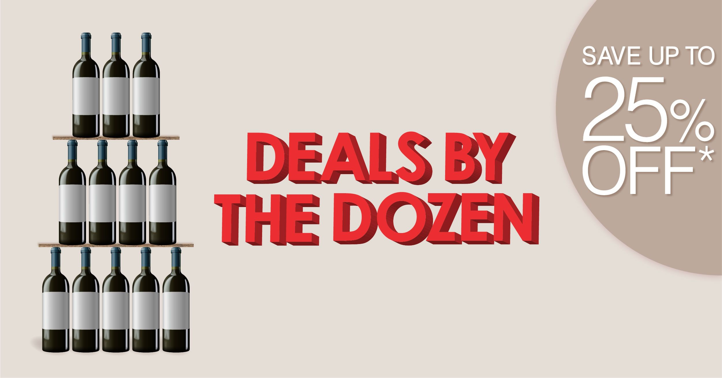 Enjoy Deals Of Up To 25 Discount When You Purchase A Dozen Wines Bulk Offers Like Never Before Shop Now At Wine Conn Buy Wine Online Wine Delivery Wine Deals