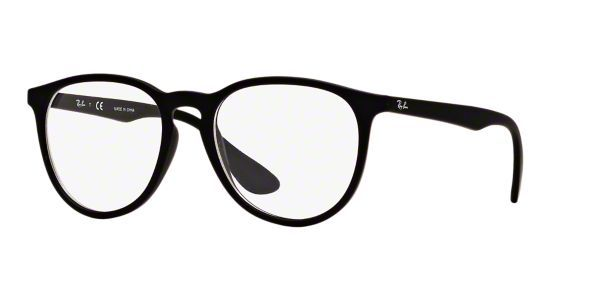 30454a62272 ... authentic rx7046 shop ray ban black rectangle eyeglasses at lenscrafters  a47b0 7f9cb