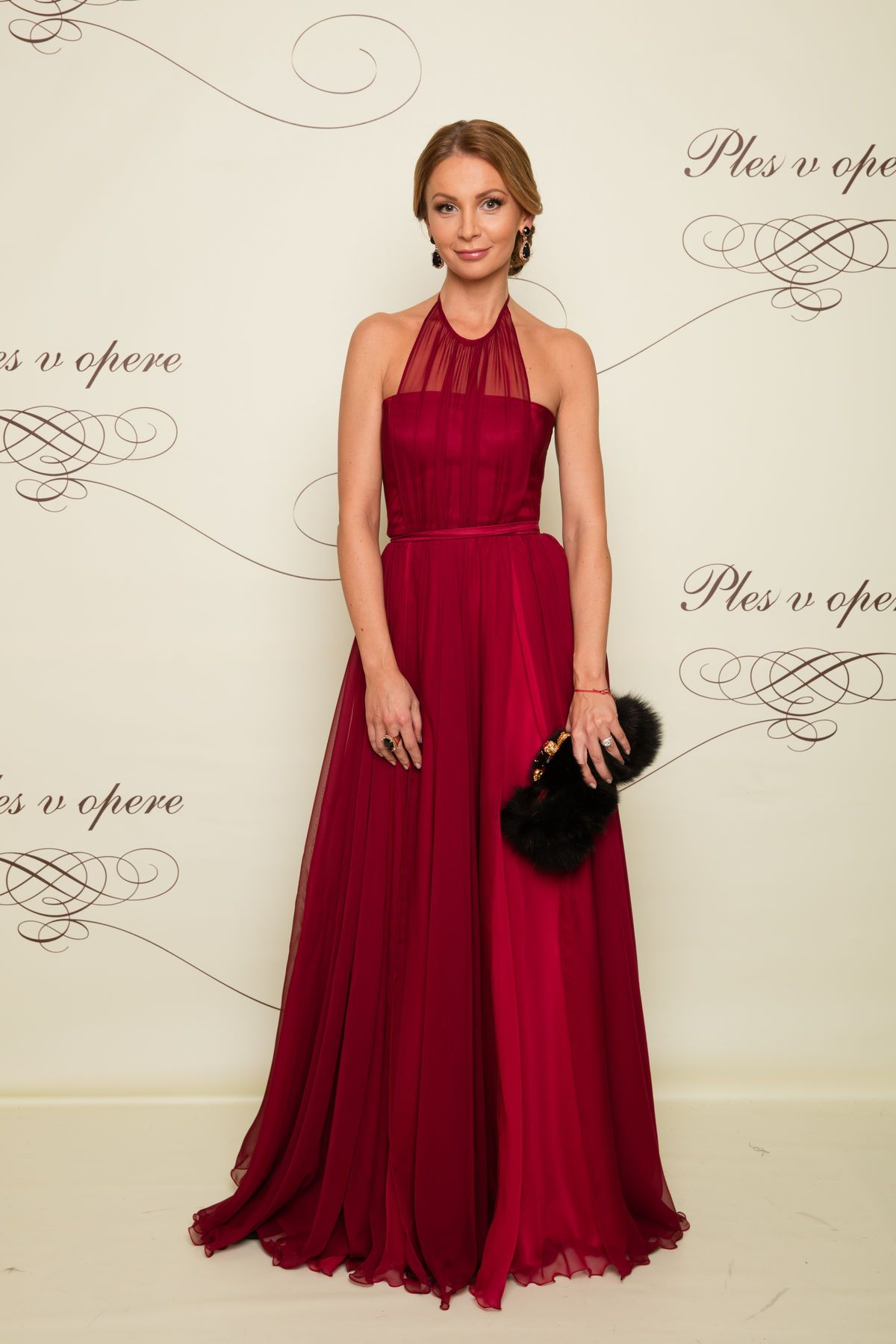ples v opere fashion stars red carpet pinterest red