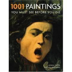 1001 Paintings You Must See Before You Die Listology True