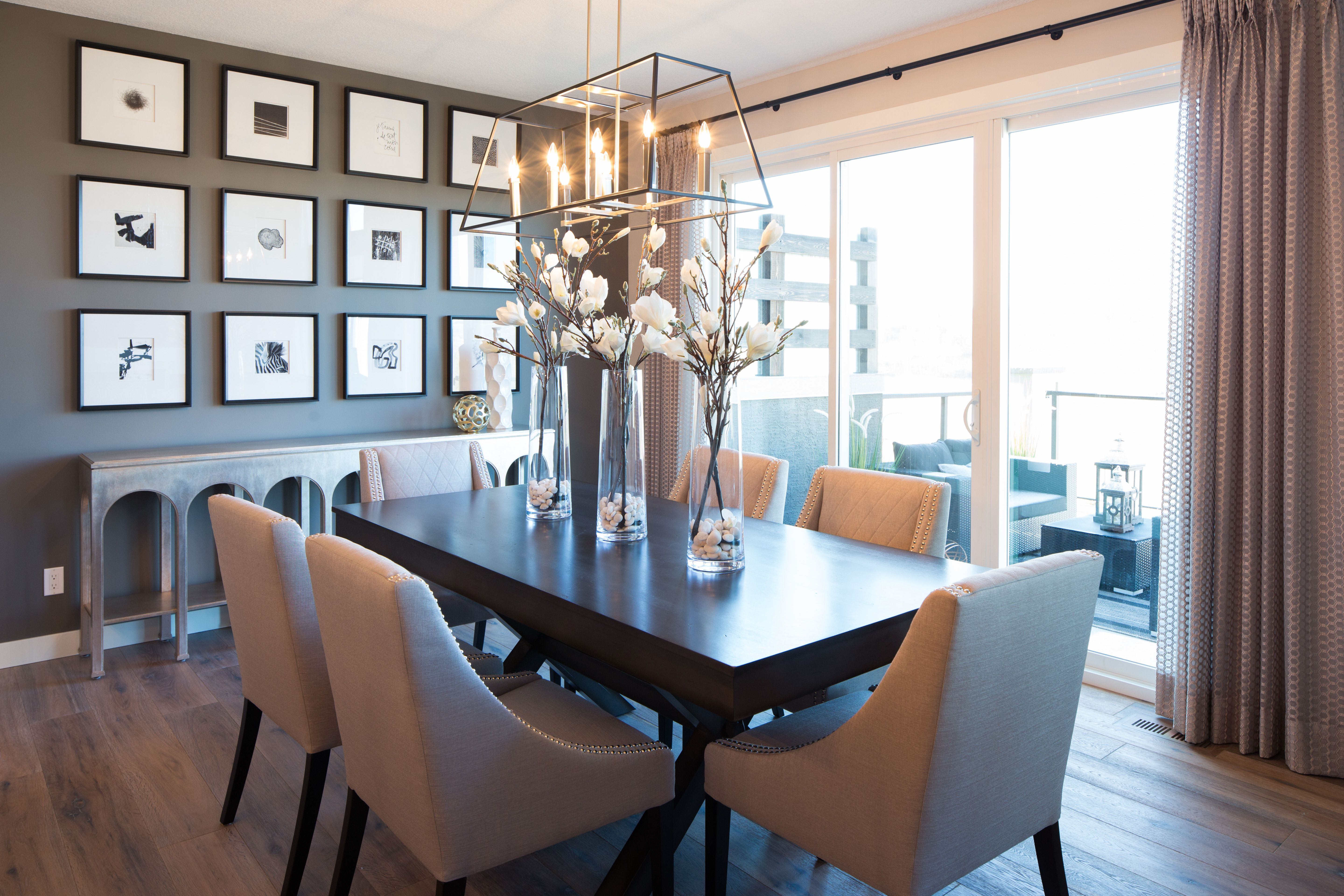 Projects rochelle cote the dining room from the belvedere show the dining room from the belvedere show home 65 dzzzfo