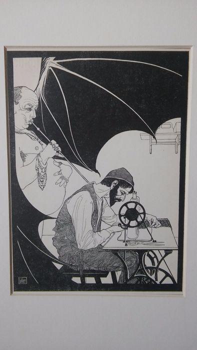 5944a2cdec8dc9 Judaïca - 10 illustraties door E.M. Lilien uit het boek