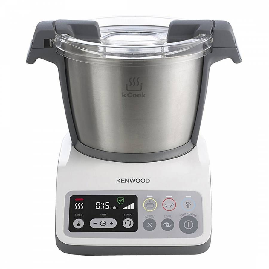 Kenwood White Kcook Cooking Food Processor In 2020 Food