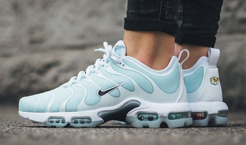 sleek sale genuine shoes Nike Air Max Plus TN Ultra Glacier Blue | Nike air max plus ...