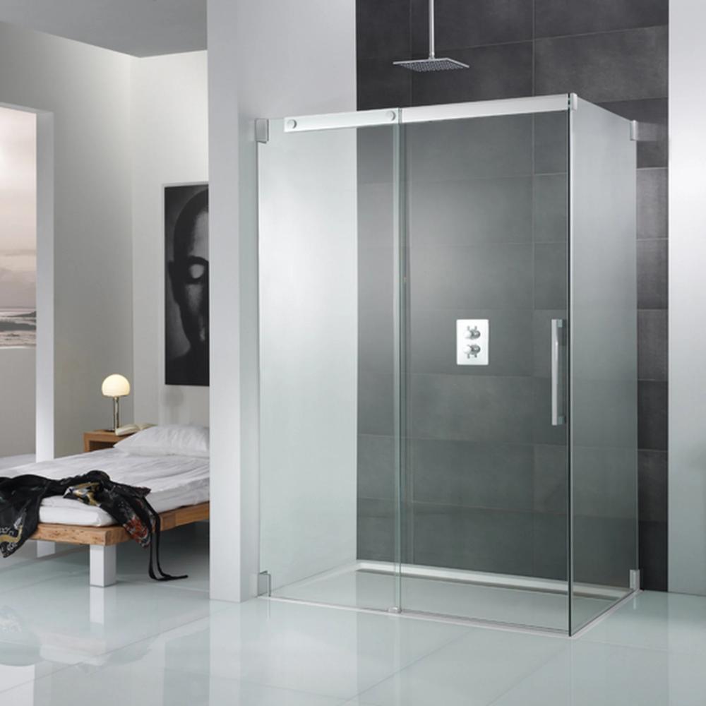 Duschkabinen K2 Offenes Badezimmer Schiebetur Badezimmerideen
