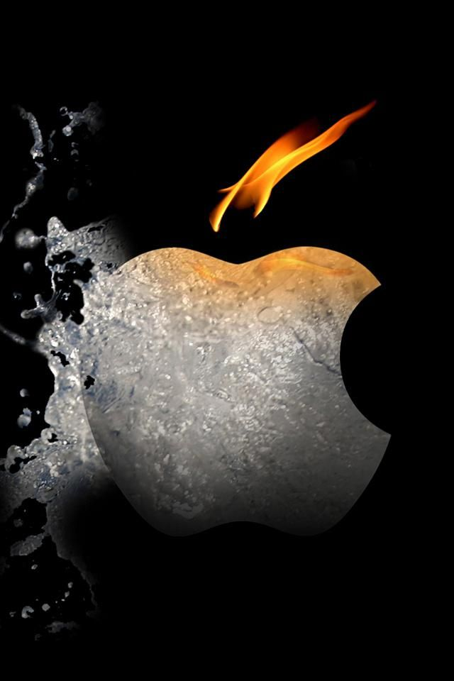 Iphone 4 Wallpapers Via Http Bit Ly Epinner Apple Ipad Wallpaper Apple Logo Apple Logo Wallpaper