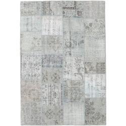 Photo of Patchwork Teppich 160×232 Moderner Teppich