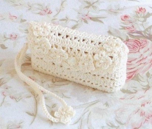 Crochetpedia: Las porciones de modelos del ganchillo del monedero y ...
