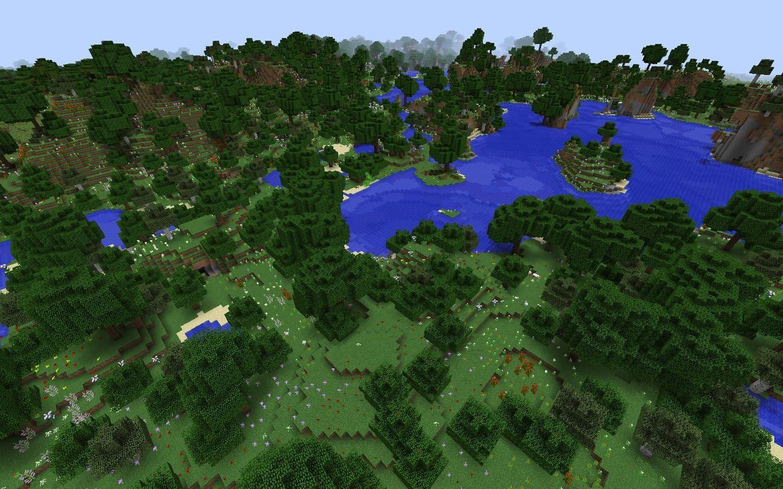 Epingle Sur Minecraft Seeds