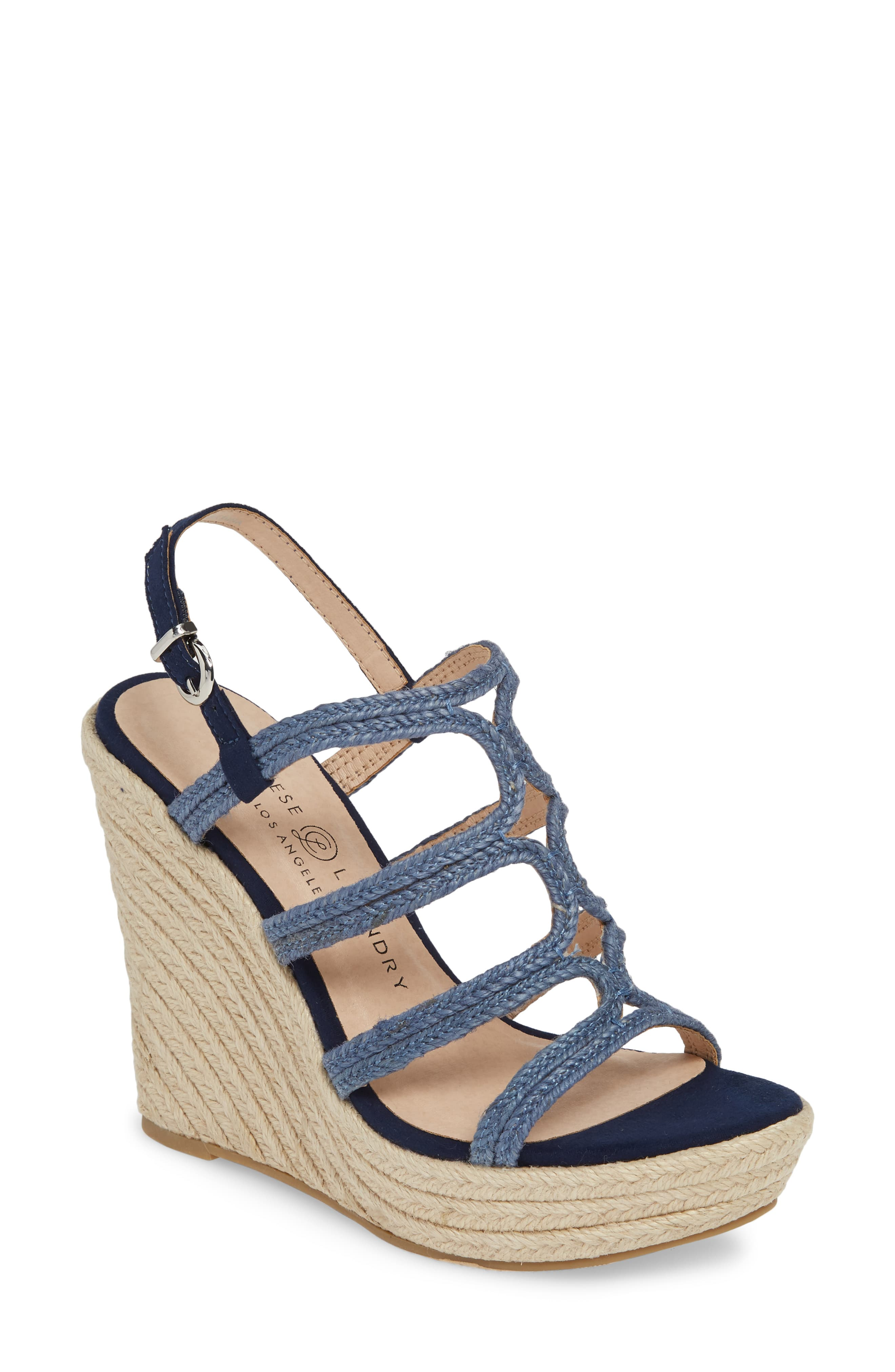 Chinese Laundry Milla Platform Wedge Sandal Women Platform