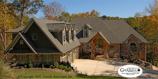 Lodge style home designs House design plans
