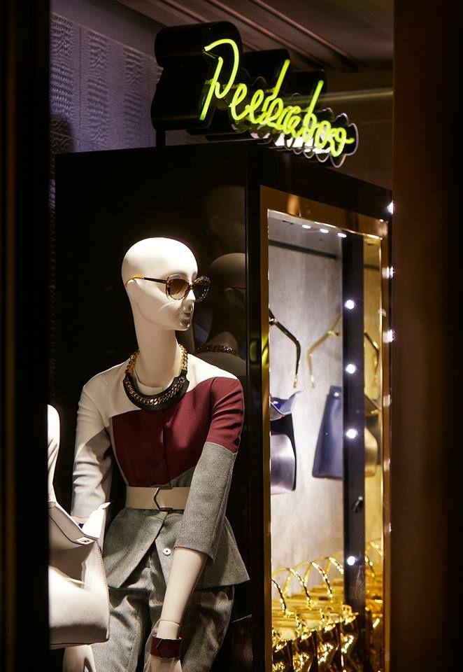 Fendi: New Bond Street Opening Chameleon Visual & Fendi www.chameleonvisual.com