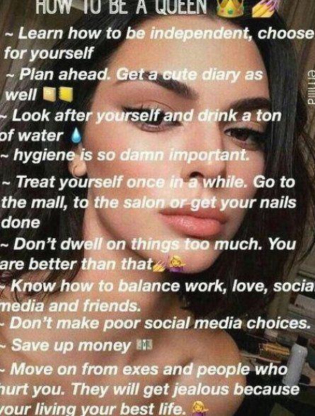 Glow up tips  Self care  Baddie tips  Beauty hacks  Hoe tips  Skin care tips - F...