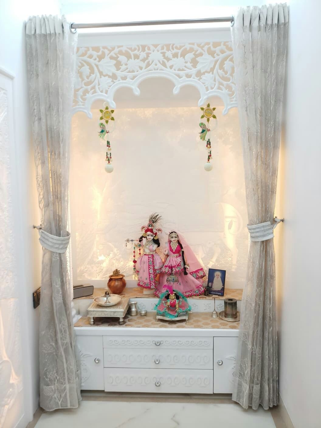 Pin By Megha Naik On Home Pooja Room Design Pooja Room