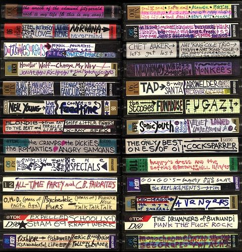Making mixtapes | Cassette tapes, Cassette, Mixtape