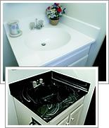 Cultured Marble Countertops Are Excellent Candidates For Refinishing  Instead Of Replacement. Cultured Marble Is A