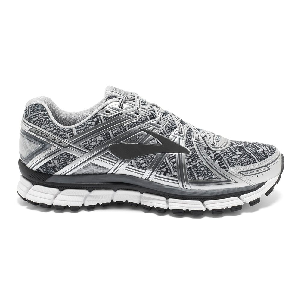 7d59bc18ed8 Brooks Adrenaline GTS 17 Limited Edition  Gray Lady  Stability Running Shoes.  I missed my chance to get these.