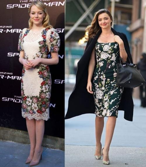 Celebrity Summer Dresses