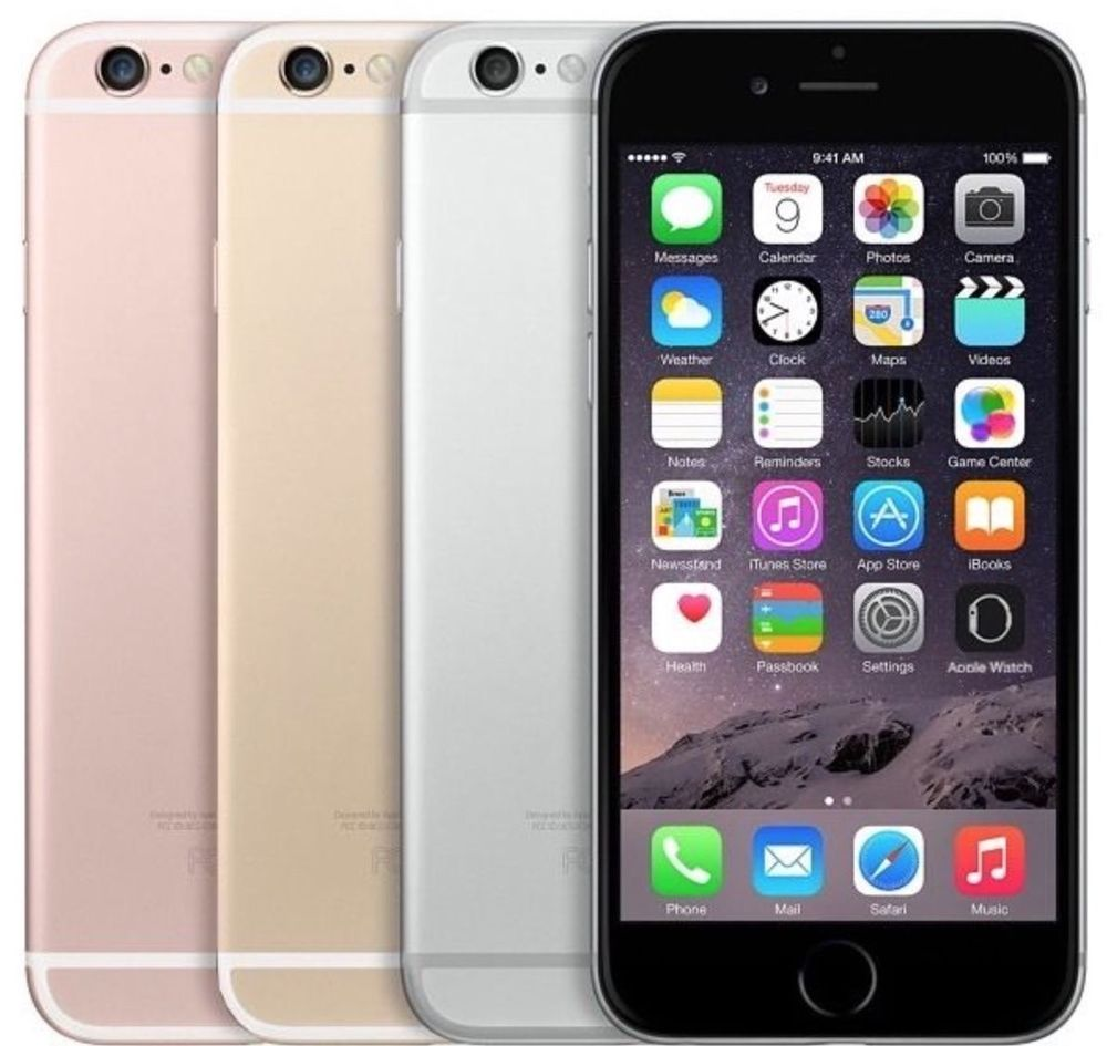 Apple Iphone 6s 128gb Neu Ovp Eingeschweisst Deutsches Gerat Steuer Ausweisbar Apple Iphone Apple Iphone 6 Iphone