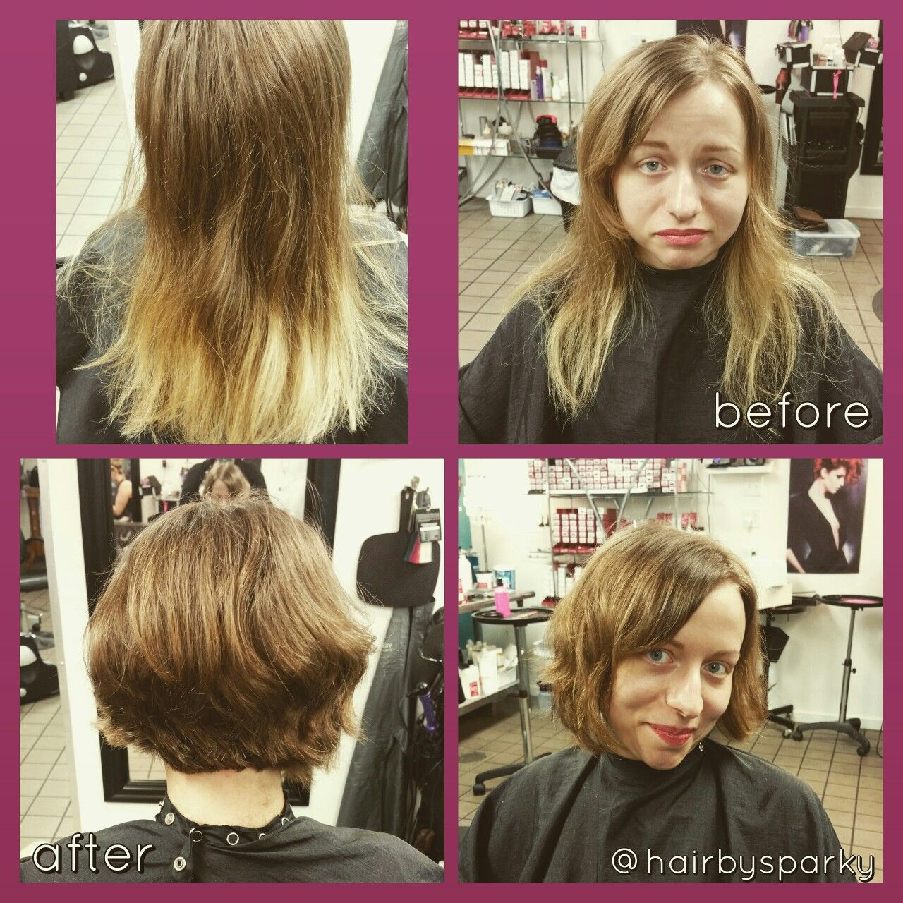 Transformation haircut