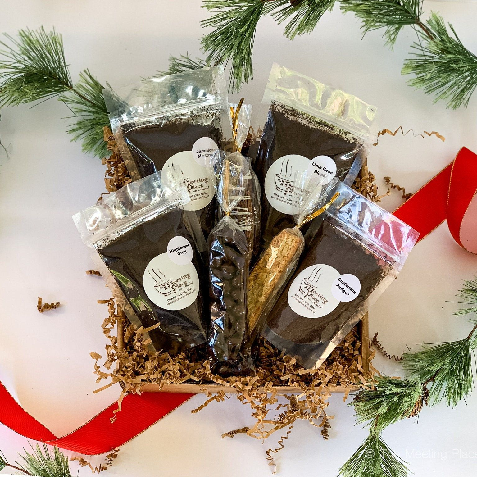 Holiday Gourmet Coffee Sampler Gift Flavored And Origin Etsy In 2020 Coffee Gifts Box Coffee Gifts Coffee Gift Sets