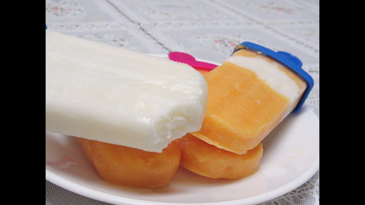 أيس كريم فى 5دقايق ب 3مكونات احلى من الجاهز ايسكريم بطعم المشمش Food Fruit Cheese