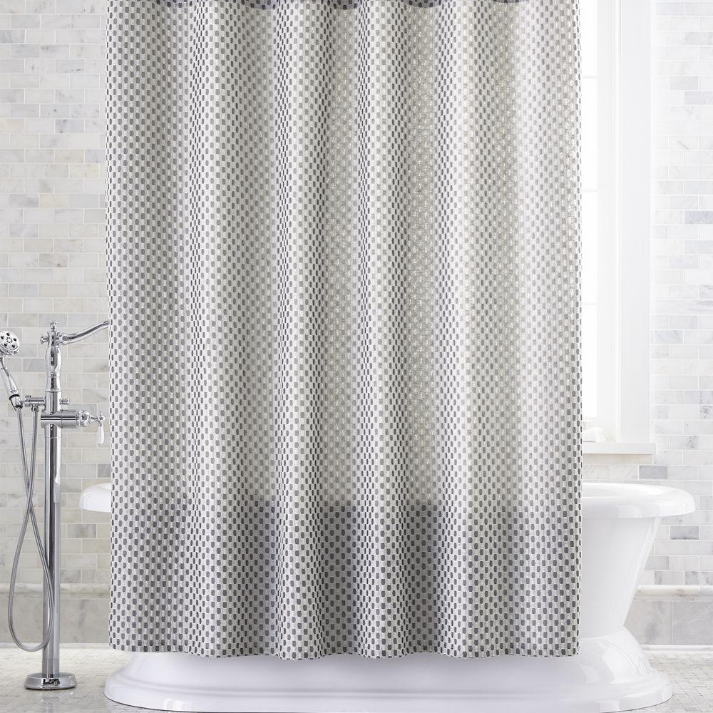 Izet Honeycomb Shower Curtain Vintage Shower Curtains Easy