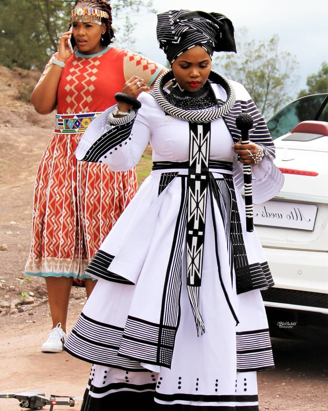 Scriptures Brands Bosslady On Instagram A Capable Wife Proverbs African Traditional Dresses South African Traditional Dresses African Traditional Wear