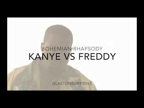 Watch Freddie Mercury React To Kanye West S Awful Bohemian Rhapsody Cover Tntsticker Freddie Mercury Bohemian Rhapsody Kanye