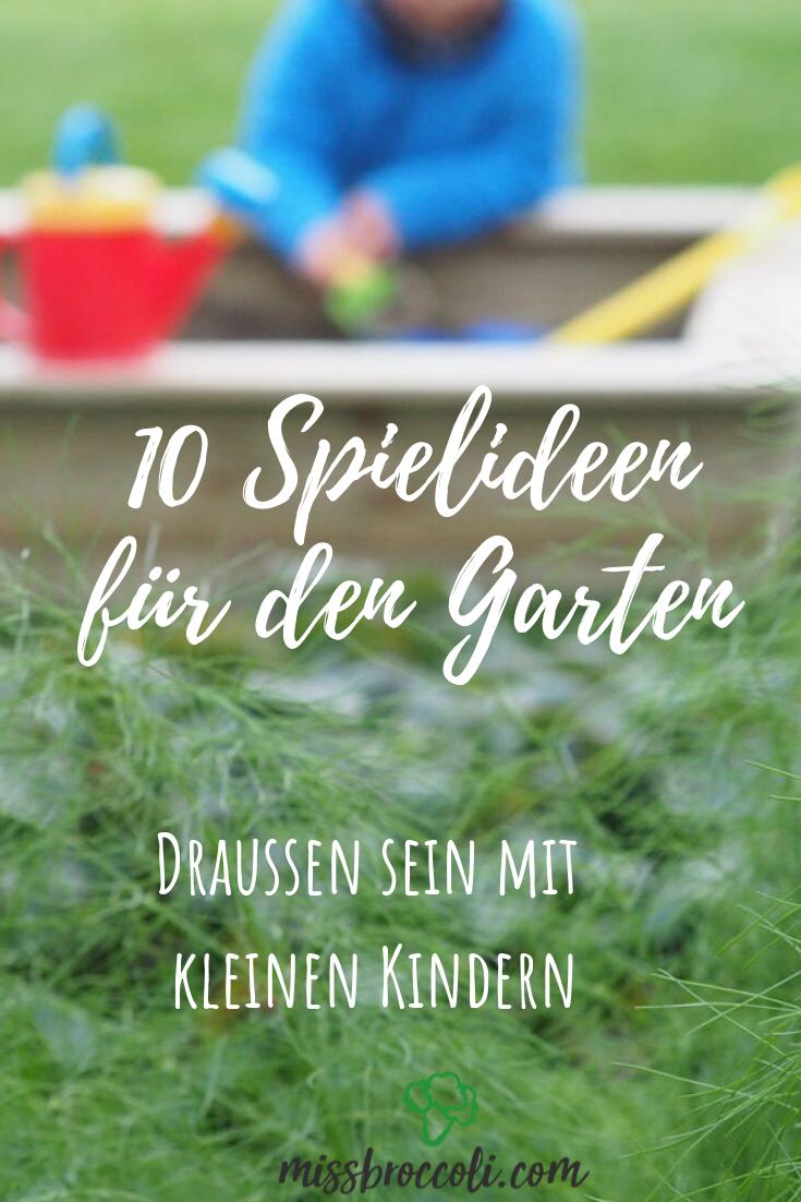 Die 10 Besten Spielideen Fur Kinder Im Garten Sandkasten Garten Spielideen Fur Kinder Spiele Im Garten