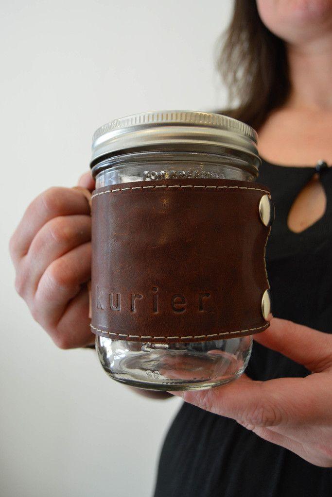 Camp mug I Brown